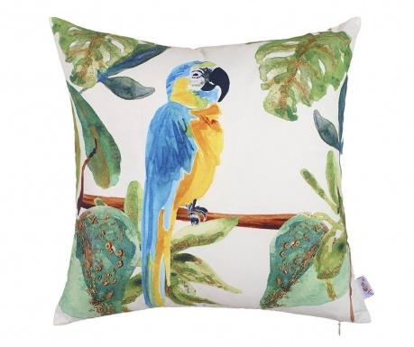 Калъфка за възглавница Blue Parrot 43x43 см