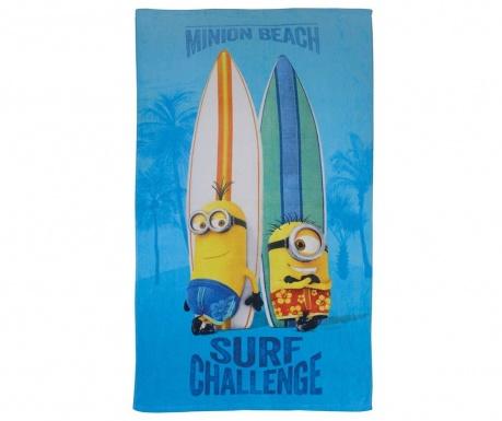 Кърпа за баня Minions Surf 70x120 см
