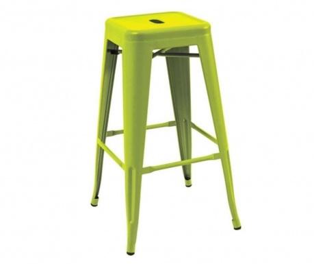 Krzesło barowe Fair Lime