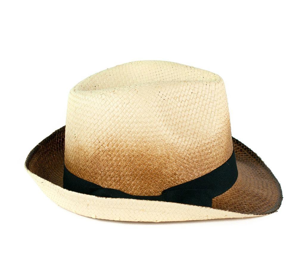 Palarie Hayley Cream Brown 58-60 cm