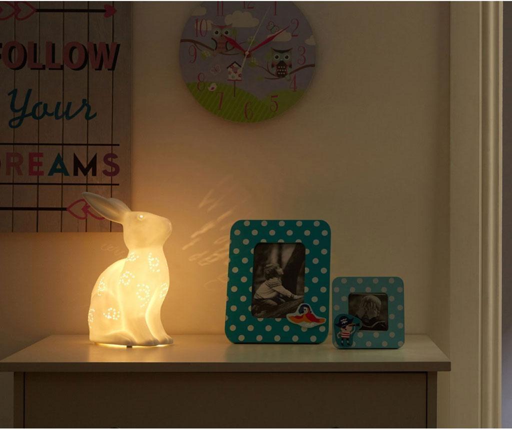 Nočna svetilka Rabbit