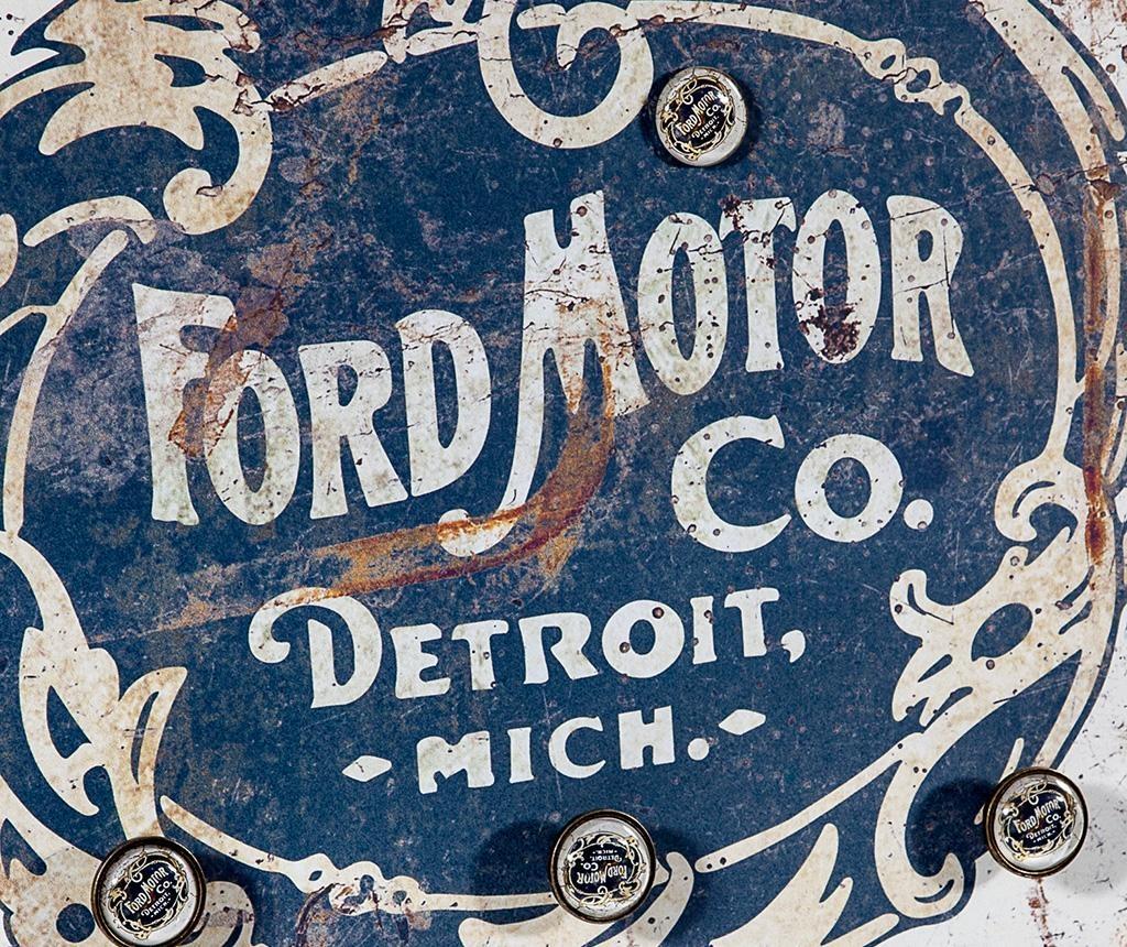 Ford Motor Fali dekoráció