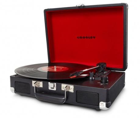 Грамофон Crosley Cruiser Deluxe Black