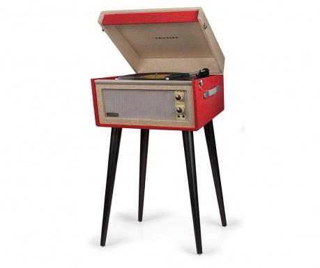 Грамофон Crosley Bermuda Vintage Red