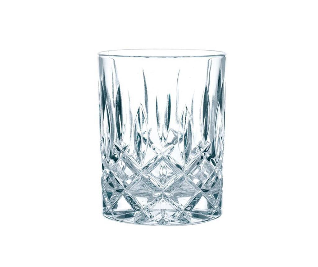 Set 4 čaše Nachtmann Noblesse Crystalite Mini 295 ml