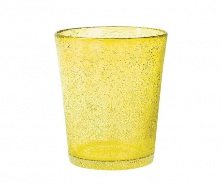 Sada 6 pohárov Yellow Giada 280 ml
