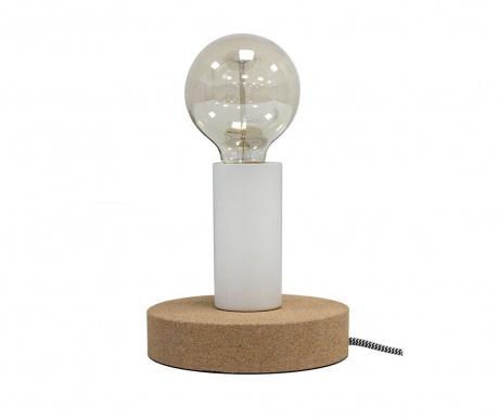 Noční lampa Elmer White