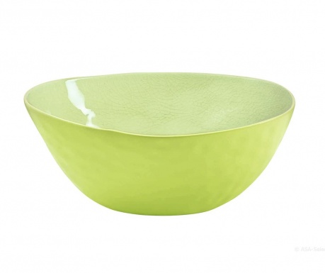 Bol pentru salata A la Plage Pistache 1.5 L