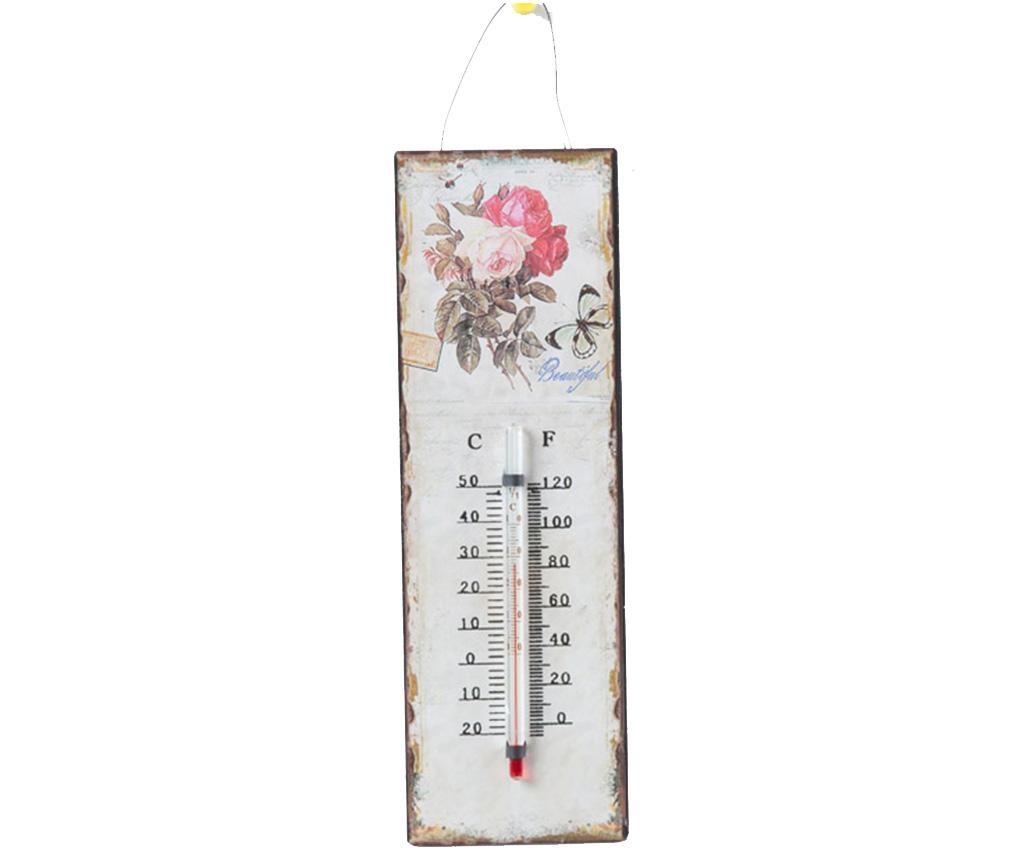 Sobni termometer Rosa