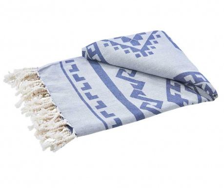 Ręcznik kąpielowy Caya Stuff Jeans 90x180 cm