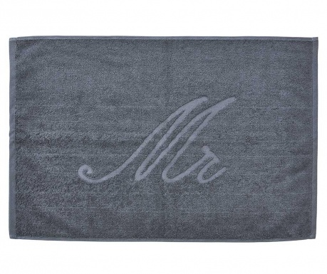 Mr Style Anthracite Fürdőszobai kilépő 50x70 cm