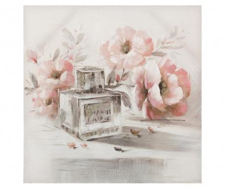 Картина Perfume & Flowers 60x60 см