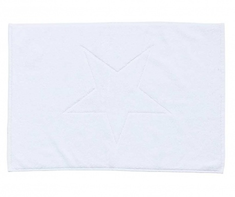 Кърпа за крака Star Style White 50x70 см