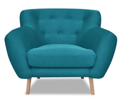 Fotelj London Light Blue