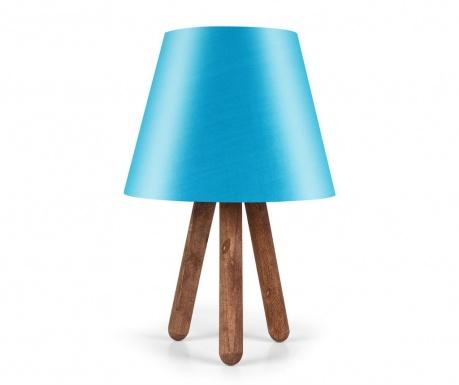 Stolna svjetiljka Katy Blue Brown
