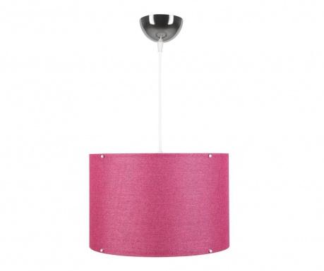 Závesná lampa Nina Fuchsia