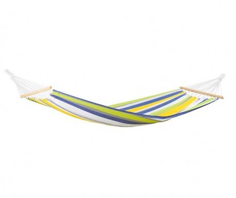 Hamac cu bare Tonga Kolibri 100x200 cm