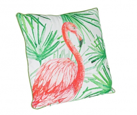 Perna decorativa Summer Flamingo 45x45 cm
