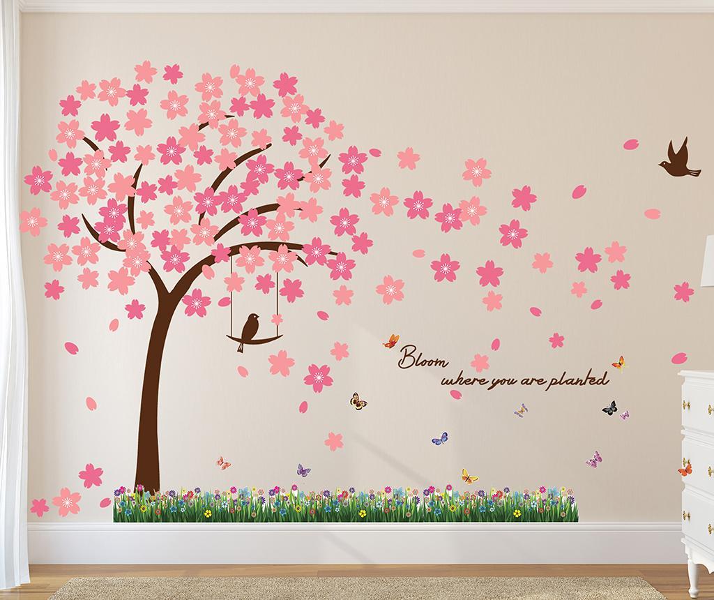 Sticker Spring Bloom - Wallplus, Roz
