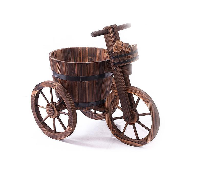 Suport pentru ghiveci Bike - Luigi Dal Pozzo, Maro