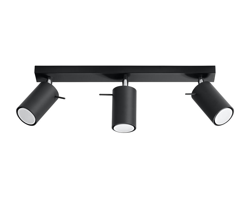 Lustra Etna Three Black - Nice Lamps, Negru