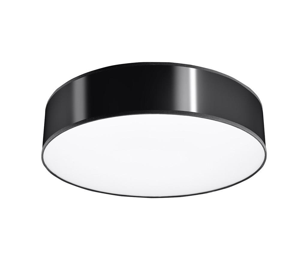 Plafoniera Atis Wide Black - Nice Lamps, Negru