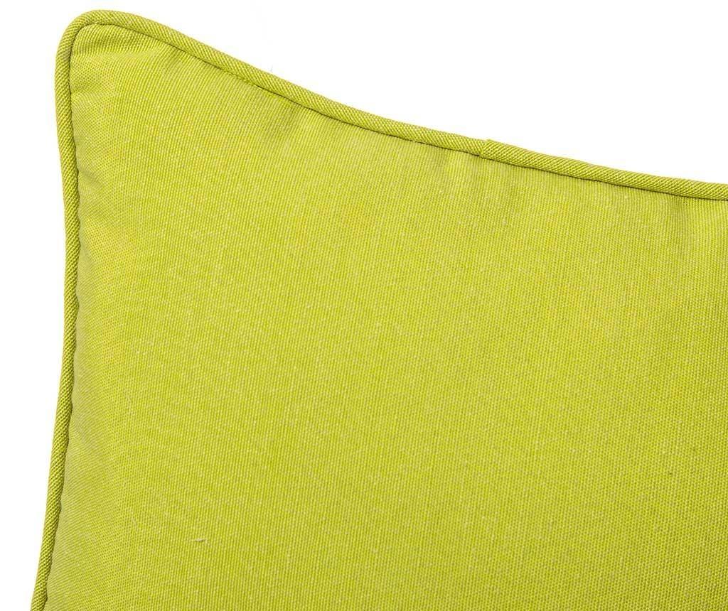 Perna decorativa Loving Colours Green 30x50 cm