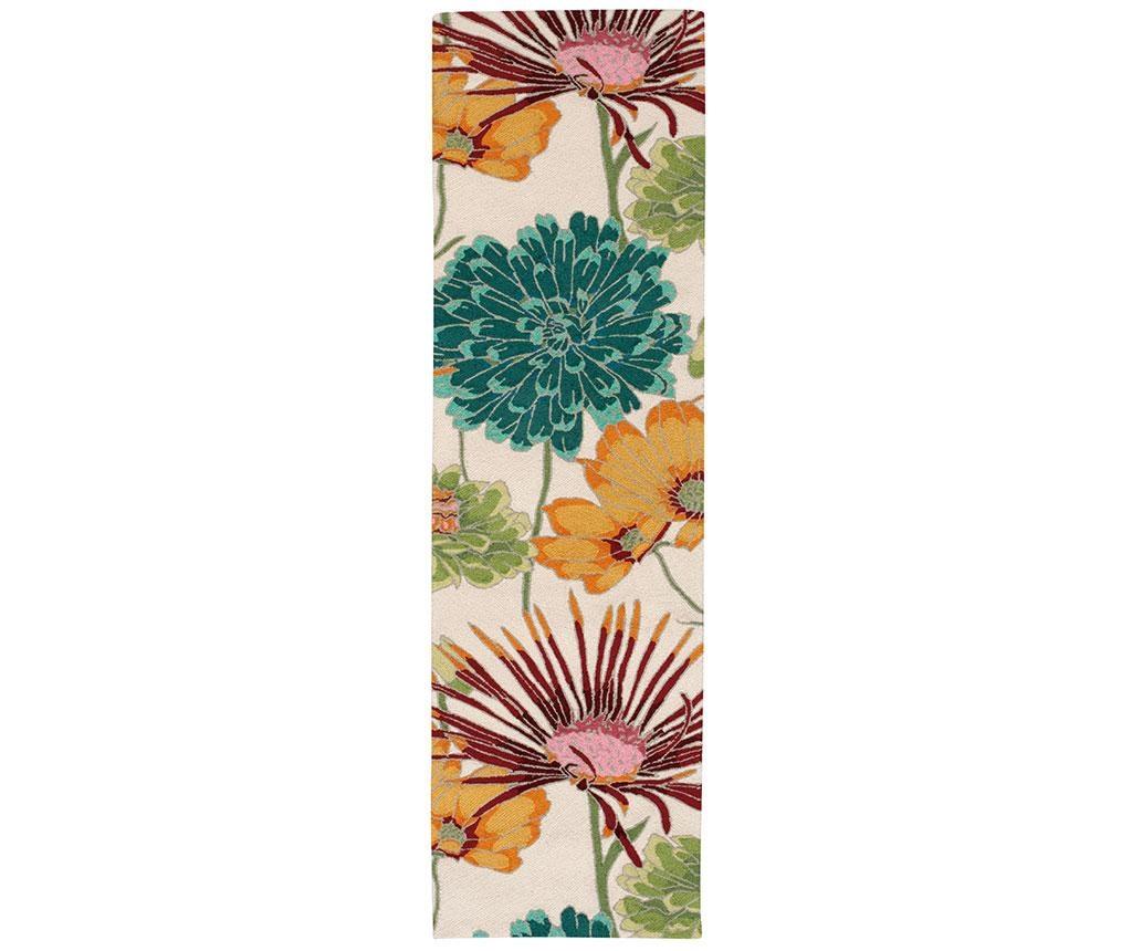 Koberec Fantasy Ivory Flowers 69x244 cm