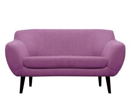 Canapea 2 locuri Toscane  Purple