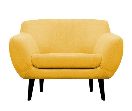 Fotoliu Toscane  Yellow