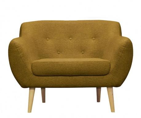 Sicile  Mustard Fotel
