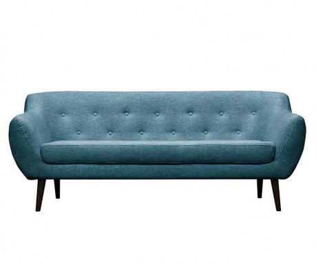 Canapea 3 locuri Piemont  Blue