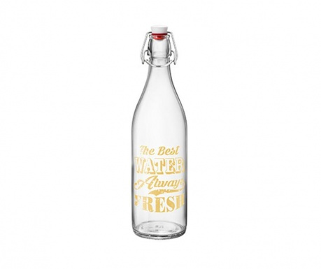 Boca s čepom Fresh Water Yellow 1 L