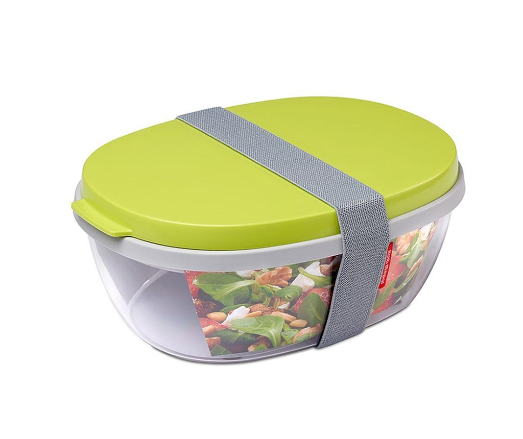 Cutie pentru pranz Ellipse Fresh Lime