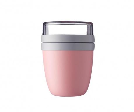 Ellipse Nordic Pink Ételtároló 700 ml