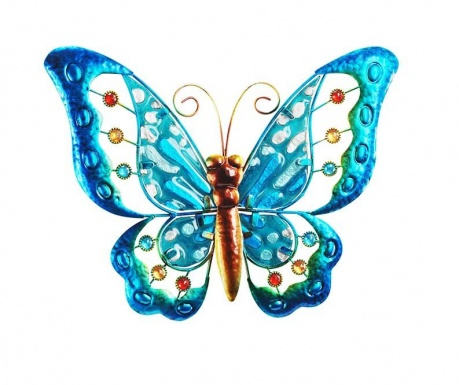 Decoratiune de perete Butterfly Aplique