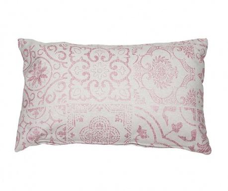Poduszka dekoracyjna Marta Pink 30x50 cm