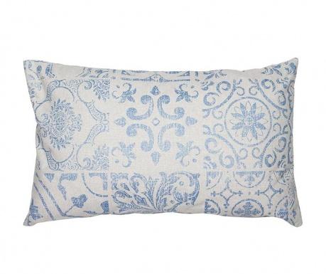 Poduszka dekoracyjna Marta Blue 30x50 cm
