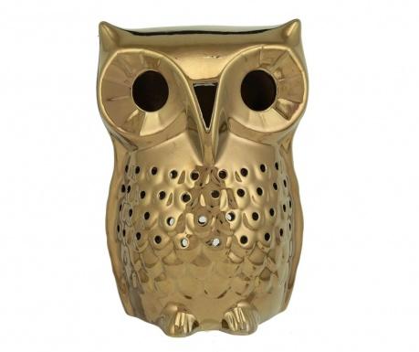 Podstavec na svíčku Gold Owl