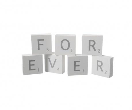 Dekorace Forever Blocks