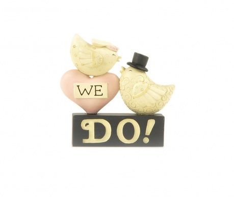 Dekoracja Birdy Love