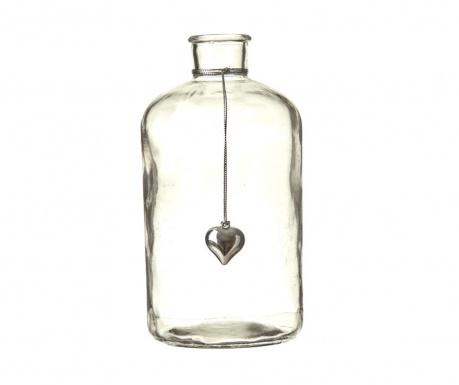 Dekorační láhev Heart Charm