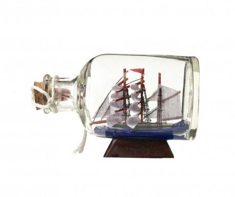 Dekorace Lost Ship