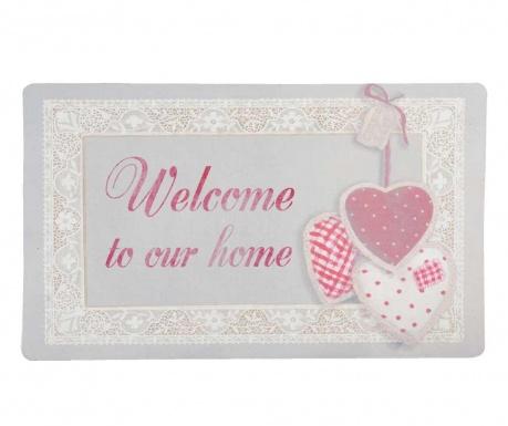 Wycieraczka Welcome to Our Home 44x74 cm