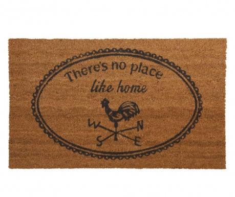 Rohožka No Place Like Home 45x75 cm