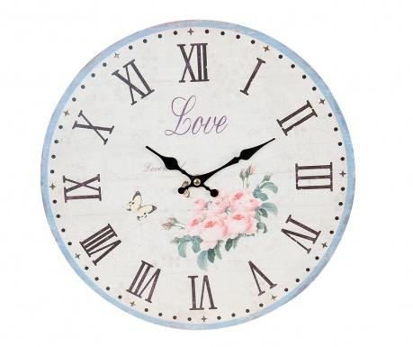 Zegar ścienny Love