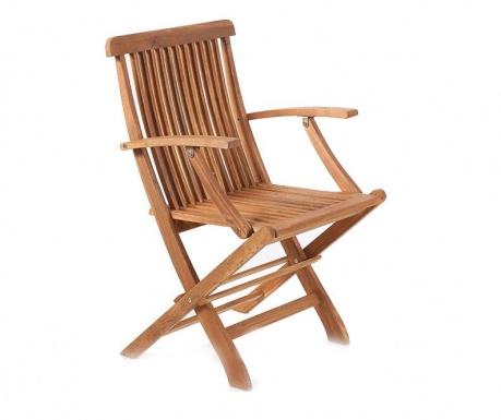 Exteriérová skladacia stolička Relax Time