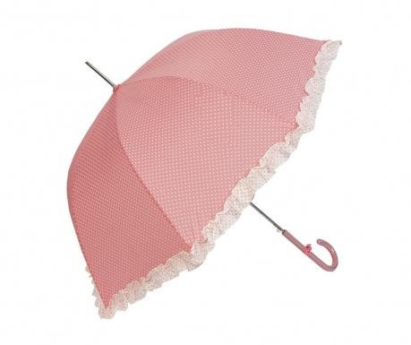 Dáždnik Tiny Dots Pink