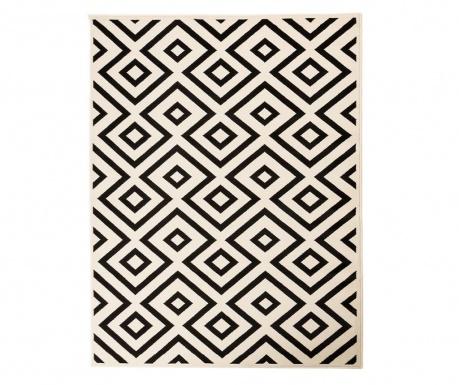 Koberec Zone White 80x150 cm