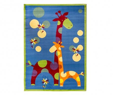 Koberec Giraffe Family